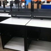 e-commerce packing bench