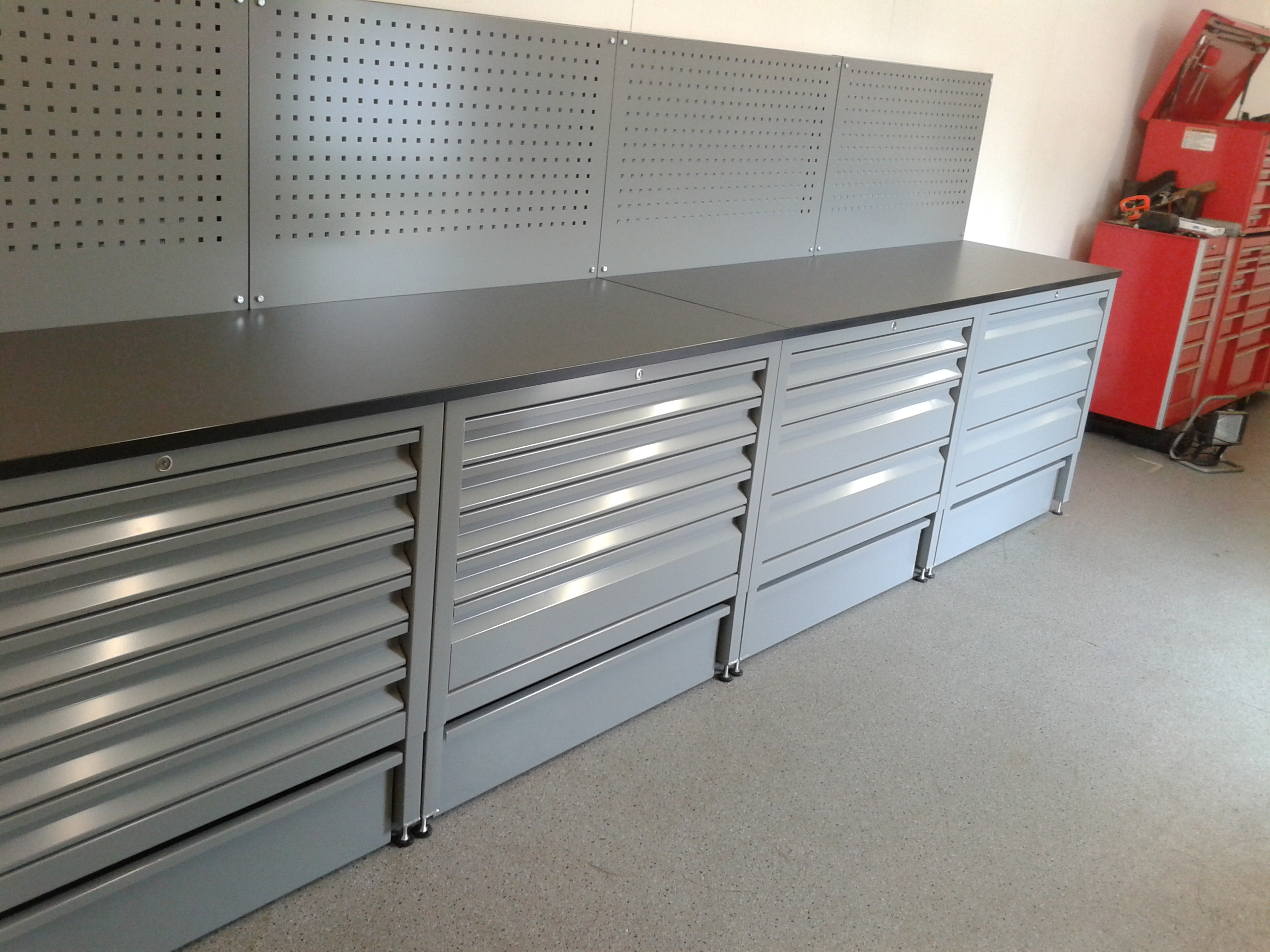Storage Cabinets Paf Systems