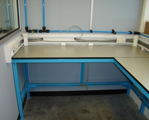 Custom Fitted Workstations