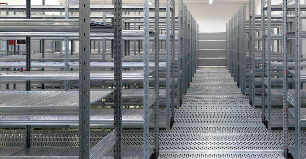 Shelving Paf Systems